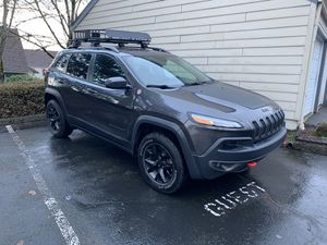 2017 Jeep Cherokee Trailhawk for Sale in Gresham, OR