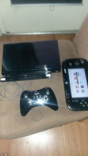Nintendo Wii U w/ controller for Sale in West Hollywood, CA