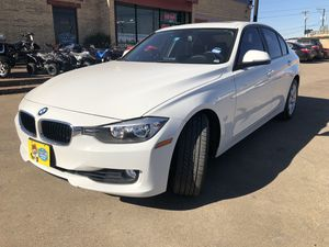 2013 BMW 328i Clean Title leather seats push button start sunroof for Sale in Dallas, TX
