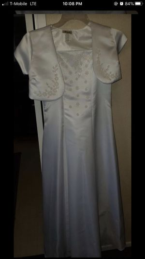 White Cinderella dress for Sale in Las Vegas, NV