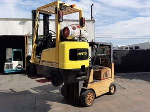 "FORKLIFT ""HYSTER"" 9000-LB CAP (3) STAGES $3,790!!!! LOW HOURS NO ISSUES!!! AUTOMATIC $3,790!!!! WHOLESALE for Sale in Santa Fe Springs, CA"