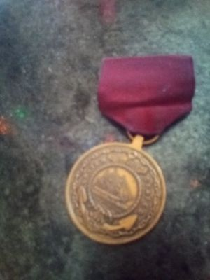 Navy gold medal for Sale in Ashley, OH