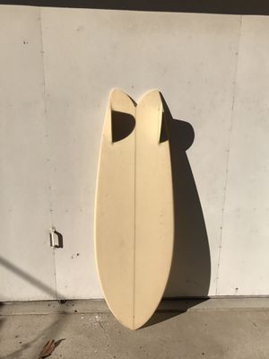 5'3 fish surfboard keel for Sale in Encinitas, CA