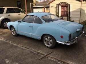 1969 Karman Ghia for Sale in Breaux Bridge, LA