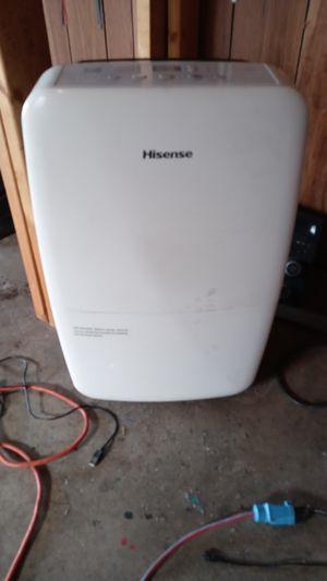 Hisense Dehumidifier for Sale in Bristol, TN