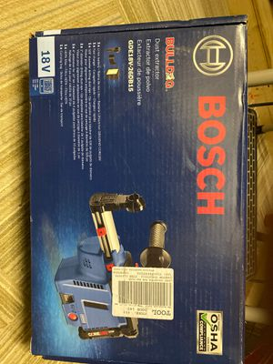 Bosch dust extractor for Sale in Pittsburgh, PA