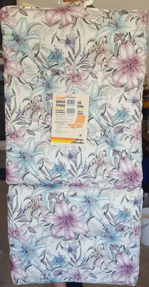 """Arden Paradise Chair Cushions 42""""x21"""" Set of Two for $50🌞 for Sale in Macomb, MI"""