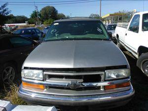 2001 Chevy trailblazer parts for Sale in Tampa, FL