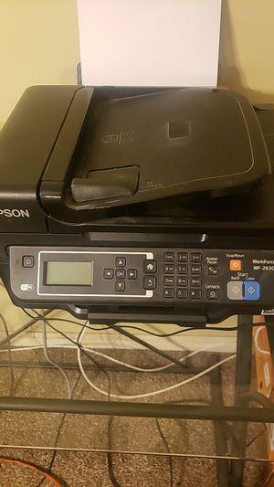 Epson work force wf-2630 for Sale in Kansas City, KS