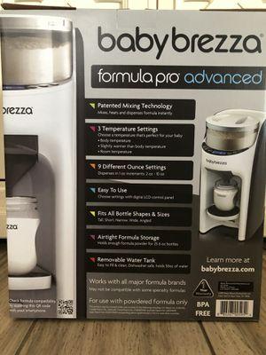 Baby brezza formula pro advanced New for Sale in Laveen Village, AZ