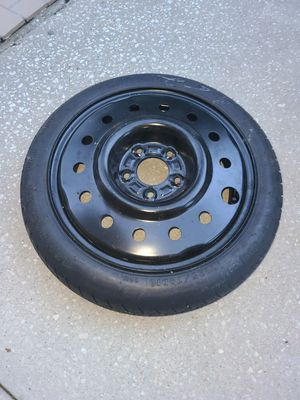 Spare Tire - Great Condition: Size T125/70D16 for Sale in FL, US