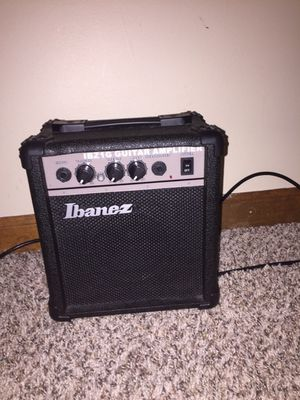 Electric Guitar Amplifier for Sale in Peoria, IL