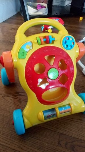 Baby assist walking toy for Sale in Chicago Heights, IL