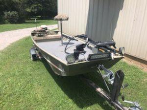 16/36 Flat Bottom John Boat for Sale in Chapel Hill, TN