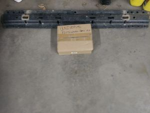 Fifth Wheel Hitch Rails & Universal Installation Kit for Sale in Austin, AR