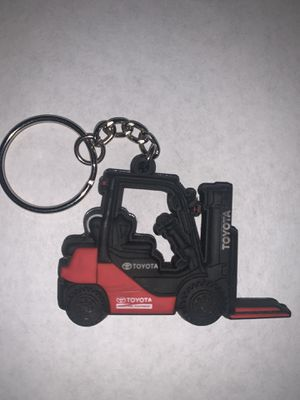Toyota Forklift keychain for Sale in Los Angeles, CA