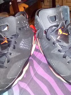 Jordans Infra Reds 6 Size 10 1/2 for Sale in San Antonio,  TX