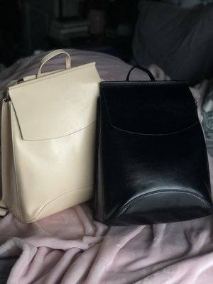 Two Convertible Backpacks/Purses for Sale in Leesburg, VA