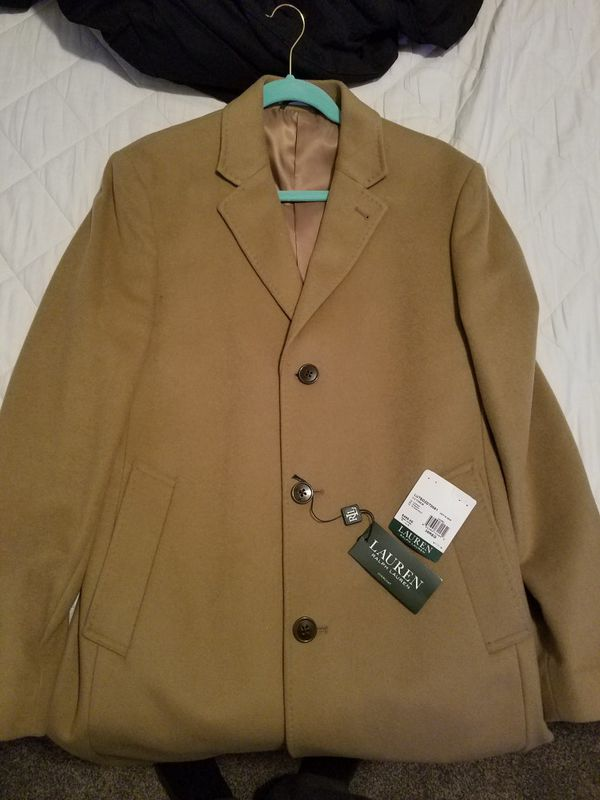 RALPH LAUREN TOPCOAT