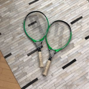 Prince Tennis Rackets for Sale in Algonquin, IL