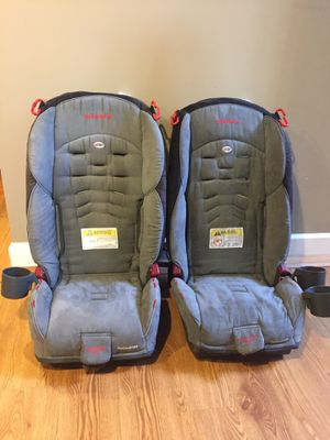 Diono Radian R100 convertible + booster car seats for Sale in St. Louis, MO