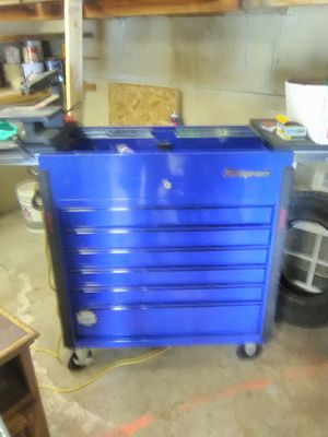Snap On tool box/ roll cart for Sale in Bakersfield, CA