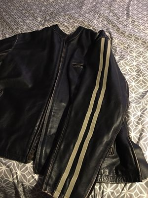 4xl Leather Motorcycle Hacket for Sale in Maryland Heights, MO