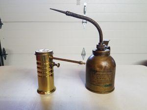 2 Vintage Eagle Oil Cans for Sale for sale  Edison, NJ