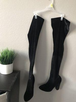 Thigh high heels for Sale in Menifee, CA