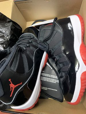 Jordan bred 11 size 10/5 for Sale in Redford Charter Township, MI