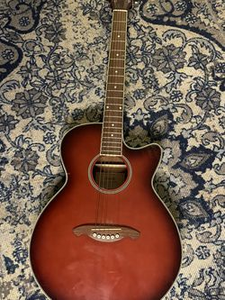 Used Austin AU510PB Acoustic Electric Guitar for Sale in Philadelphia,  PA