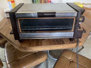 Toaster Oven for Sale in Summersville, WV