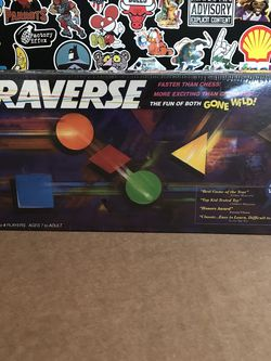 Traverse Vintage Board Game for Sale in South Kingstown,  RI