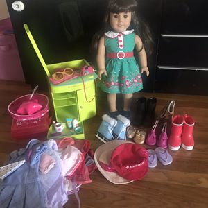American Girl Doll With Accessories ! for Sale in Richmond, CA