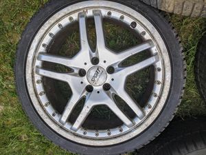 "19"" Sport Edition 5x112 Wheels Mercedes Volkswagen Audi for Sale in Maryland City, MD"