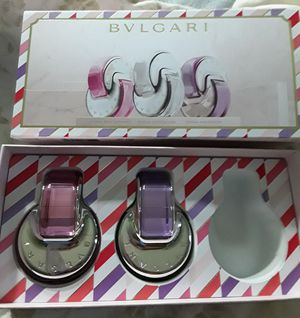 BVLGARI Omnia Collection 1.5ml each bottle for Sale in Queens, NY