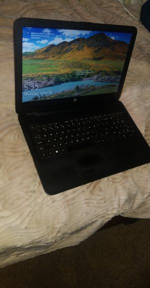 HP Notebook TPN-C126 [USED][GOOD CONDITION] for Sale in Riverside, CA