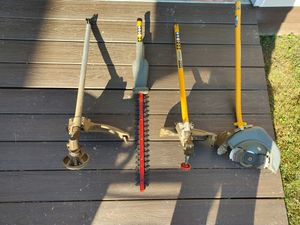 Weed Eater Attachments for Sale in Carrollton, VA