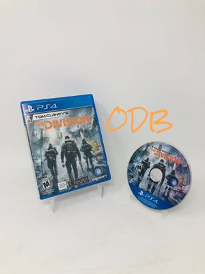 Tom Clancy's The Division - PlayStation PS4 for Sale in Parkville, MO