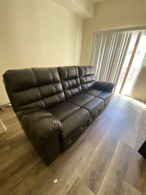 Recliner couches for Sale in Escondido, CA
