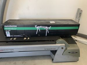 Metabo HPT (was Hitachi Power Tools) Steel Miter Saw Stand for Sale in Ontario, CA