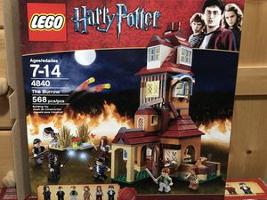 Retired - Harry Potter - The Burrow 2010 LEGO set for Sale in Federal Way, WA