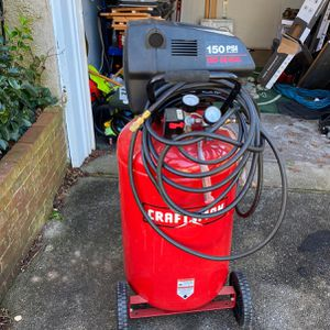 Craftsman 150Psi Air Compressor for Sale in Hicksville, NY
