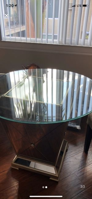 36 Inch Tempered Glass Table Top for Sale in Los Angeles, CA