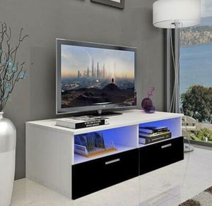 High Gloss Modern TV Stand, Coffee Table, Tea, Home Furniture, Book Shelving, Organizer for Sale in Las Vegas, NV