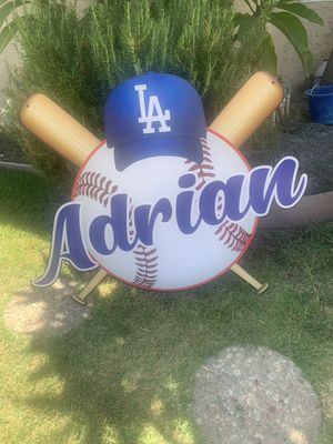 Dodgers prop for Sale in South Gate, CA