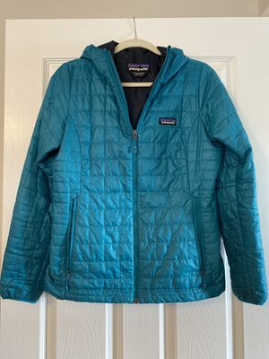 Patagonia Women's Small Nano Puff Hoody for Sale in San Diego, CA