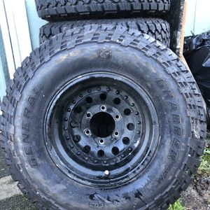 31x 10.50R 15LT Tires for Sale in Puyallup, WA