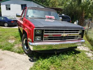 86 Chevy Silverado for Sale in Gibsonton, FL
