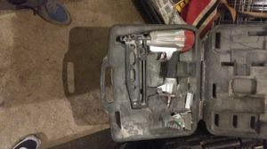 Max finish nail gun for Sale in Columbus, OH